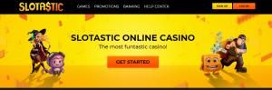 Slotastic Casino Site