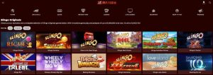 The X Factor Games Casino Site