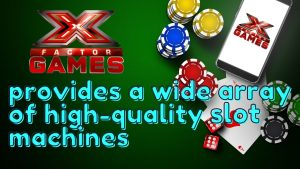 The X Factor Games Casino Games